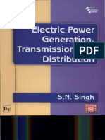 221127823 Electric Power Generation Transmission and DistriElectric Power Generation Transmission and Distributionbution