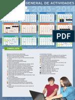 Calendario Gral 2 UVEG 2014