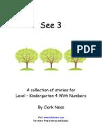 Kindergarten Level 04 With Number Stories