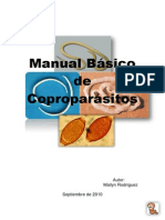 Manual Básico de Coproparasitologia