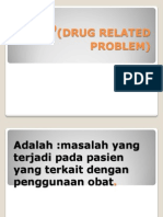 Drp(Drug Related Problem)