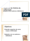 História da Editoração