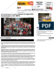 Detenida Por La Crisis, Repunta La Migración de Mexicanos a EU BBVA