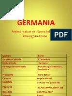Germania Prezentare 2003