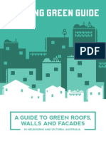A Guide to Green Roofs, Walls & Facades