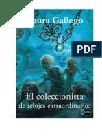 El Coleccionista de Reloges Imaginarios - Laura Gallego