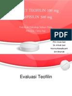 Evaluasi Teofilin