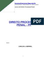 ( Direito) - Carlos a Berriel - Resumo de Direito Processual Penal Para Policia Federal
