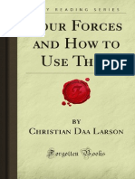 Your Forces And How To Use Them Pdf