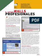 Seguridad - Firewalls Profesionales