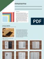 Despina Kannaourou pdf portfolio
