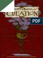 1914 Photo Drama of Creation