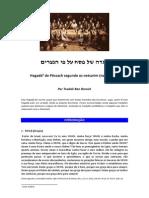 Hagadá de Pêssach Segundo Os Netsarim