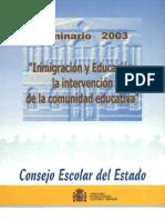 seminario inmigración