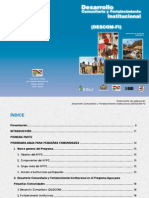 Libro Fortalecimiento Institucional