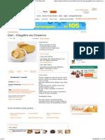 Receita de Gari - Gengibre Em Conserva - Cyber Cook Receitas