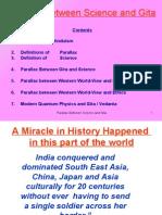 Singapore IGF Parallax Betwn Science & Gita