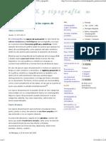 (Ortotipografía Básica de Los Signos de Puntuación _ TeX y Tipografía)