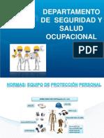 EPP Por Puesto de Trabajo