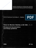 Rules for Member Stability in en 1993-1-1