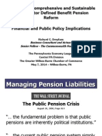 PA Pension Reform
