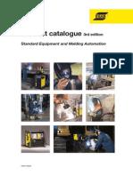 ProductCatalogue 3rd Edition ESAB