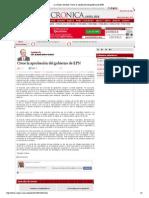06-05-14 Crece la aprobación del gobierno de EPN