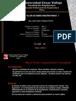 Taller 01 - Diseño Arquitectonico 01- Clase 01- Ucv Piura