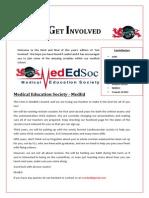 Get Involved Newsletter 3