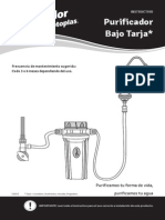 Instructivo Purificador Bajo Tarja
