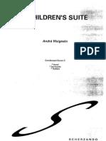 A Children's Suite ( Concert Andre Waignein)