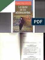 Dolto_La Causa de Los Adolescentes_Parte1_pto.1