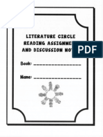 complete litcircle readingassignmentnotes
