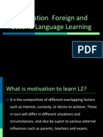 03 Motivation Foreign and Second Language Learning