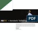 Astrobotic Case Study