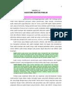 Modul Auditing Sektor Publik