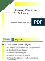Seguridad - Software