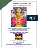 Diwali 2009 Booklet