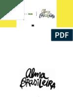 Livro de Estampa Alma Brasileira