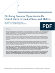 Declining Business Dynamism Hathaway Litan