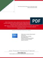 Estudio Descriptivo de Factores de Riesgo Cardiovascular a Una Muestra de La Población de Una Comuni (1)