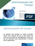 Copia de Administración del Tiempo