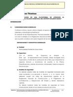 Esp. Tec. Estructuras Plataforma
