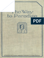1925 the Way to Paradise