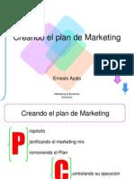 Creando El Plan de Marketing 1