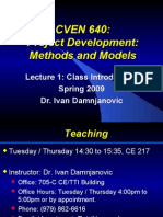 L1 - Class Intro