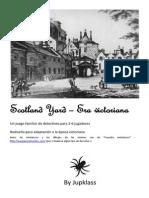 Scotland Yard Epoca Victoriana