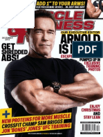 Muscle & Fitness UK - December 2013