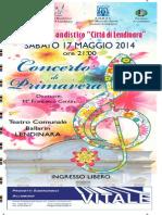 Concerto di primavera 2014