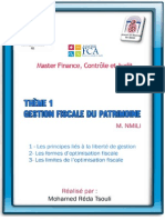Théme 1 Gestion Fiscale